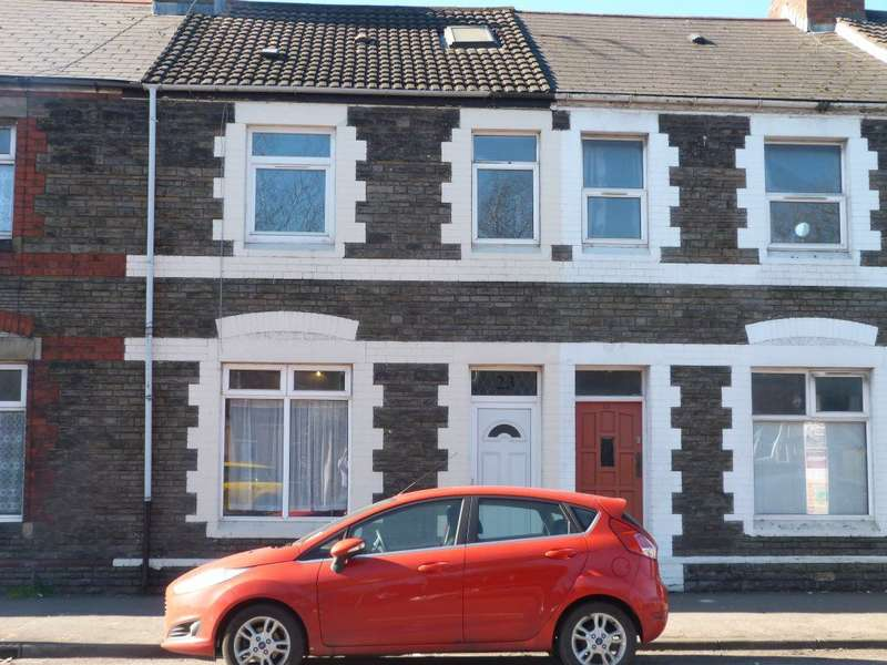 6 Bedrooms House for rent in Cathays Terrace ( 6 Bedroom )