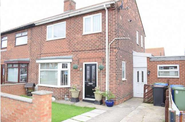 3 Bedrooms Property for sale in Armstrong Avenue, Wingate, Wingate, Durham, TS28 5BZ