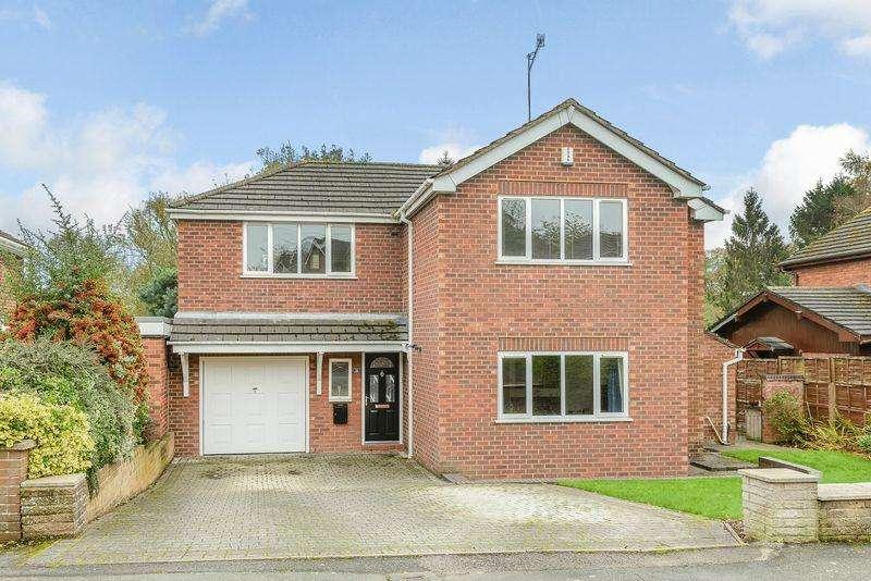 4 Bedrooms Detached House for sale in Walkers Lane, Tarporley