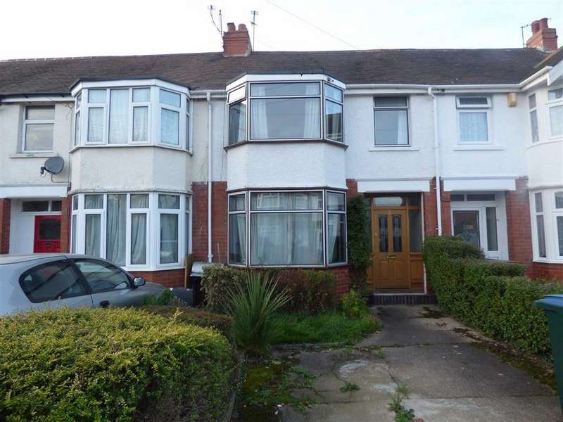 3 Bedrooms Terraced House for sale in Lollard Croft, Coventry