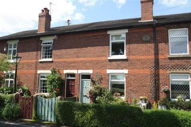 2 Bedrooms Terraced House for sale in Moss Terrace, Cross Lane, Wilmslow