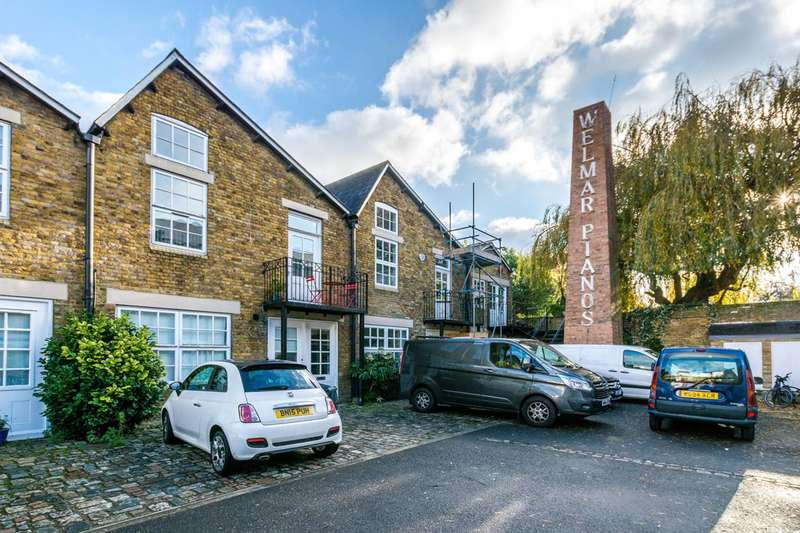 1 Bedroom House for sale in Welmar Mews, Clapham, SW4