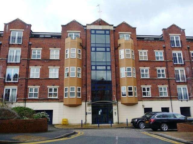 2 Bedrooms Flat for sale in Carisbrooke Road, Leeds