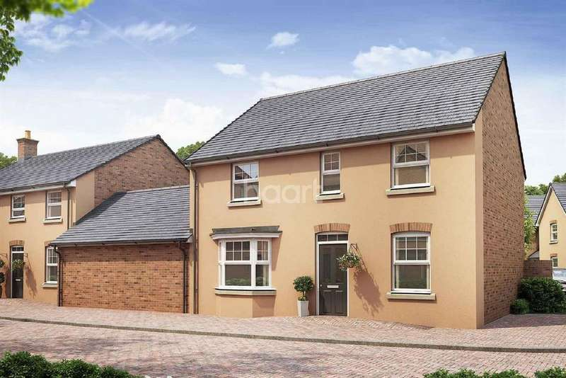 4 Bedrooms Detached House for sale in Plot 33, The Shelford, King's Wood Gate, Monmouth