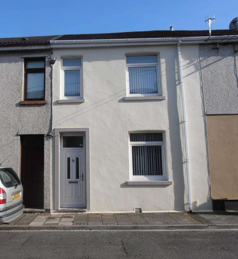 3 Bedrooms Terraced House for sale in Violet Street, Aberaman, Aberdare