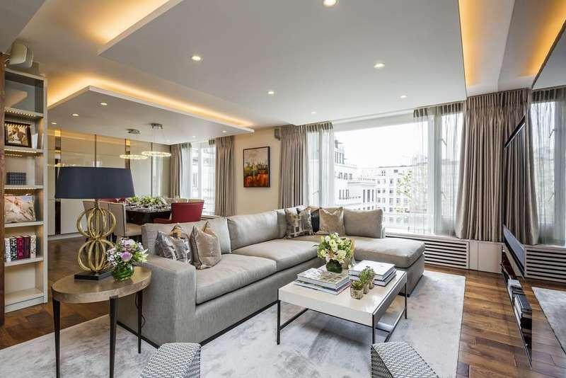 2 Bedrooms Flat for sale in Bourdon Street, Mayfair, London, W1K