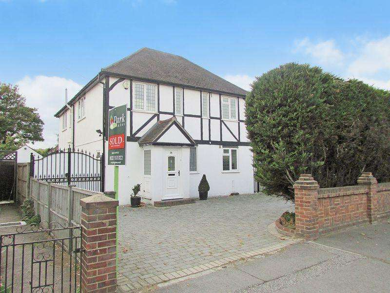 5 Bedrooms Detached House for sale in Dartford Road, Bexley