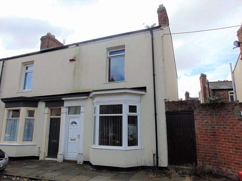 2 Bedrooms Property for sale in Hope Street, Stockton, Stockton-on-Tees, Durham, TS18 3PS