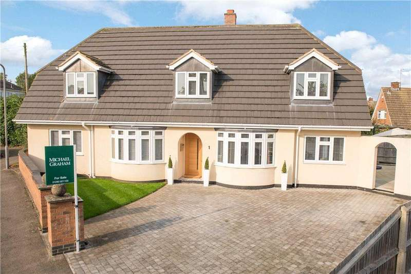 3 Bedrooms Detached House for sale in Mallard Drive, Buckingham, Buckinghamshire