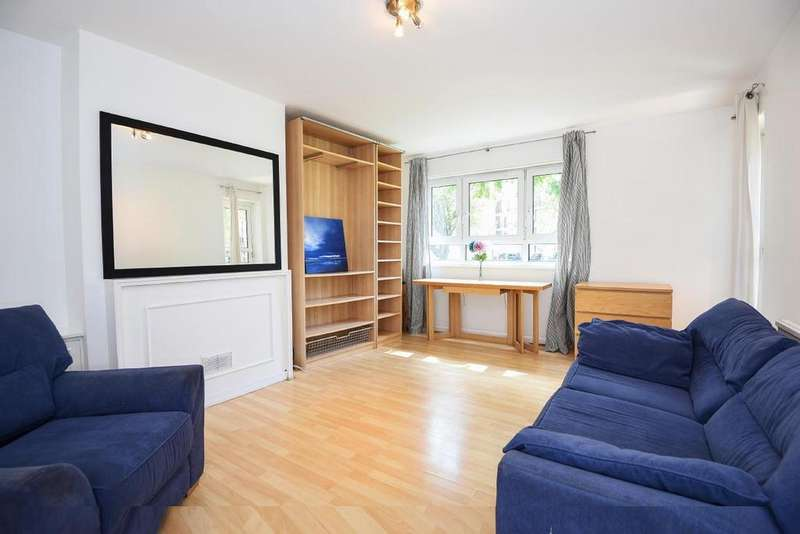 3 Bedrooms Flat for sale in Barclay Close, Cassidy Road, Fulham