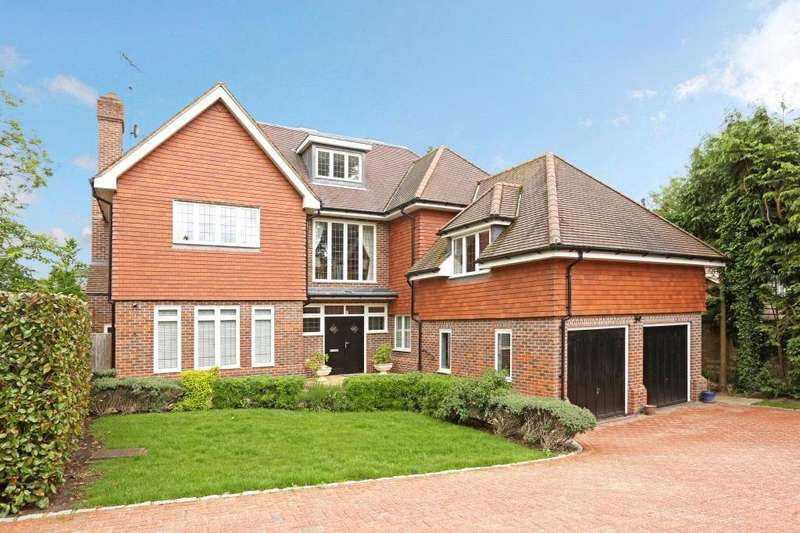 6 Bedrooms Detached House for sale in Park Grove, Knotty Green, Beaconsfield, Buckinghamshire, HP9