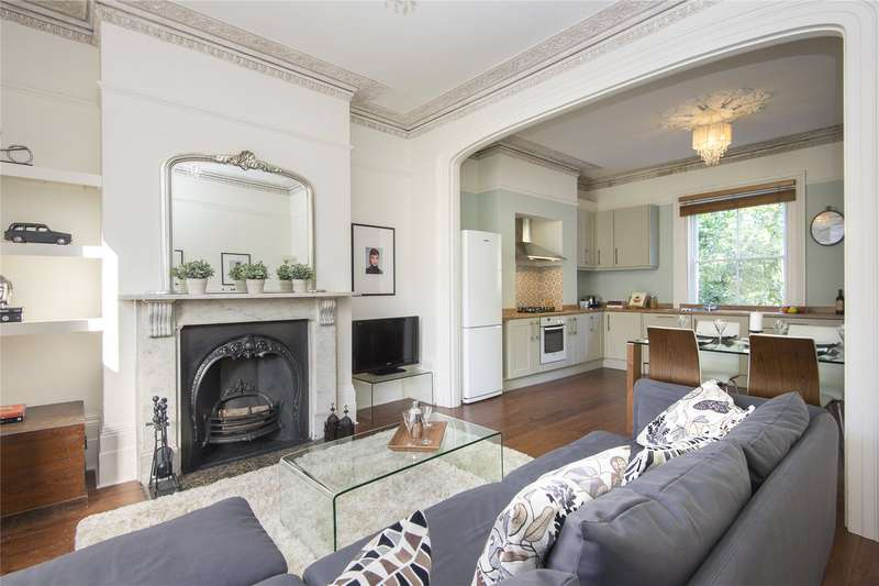 2 Bedrooms Flat for sale in Campbell Road, Bow, London, E3