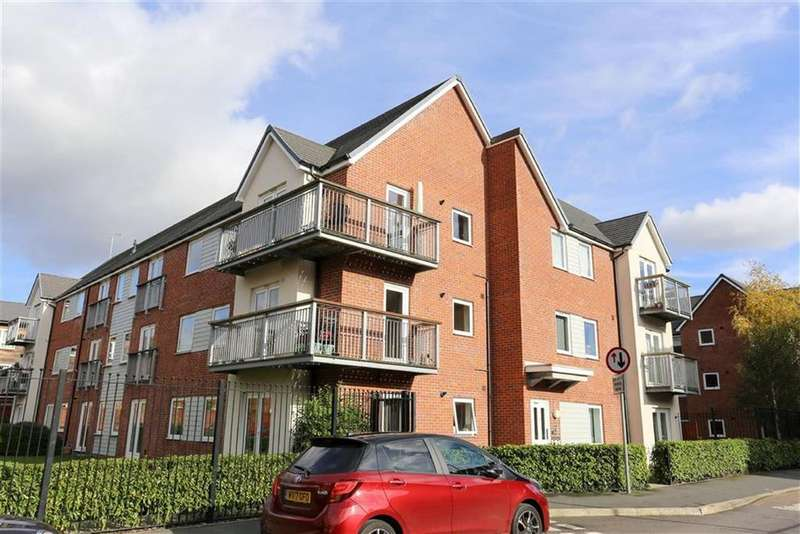 2 Bedrooms Flat for sale in Highmarsh Crescent, West Didsbury, Manchester