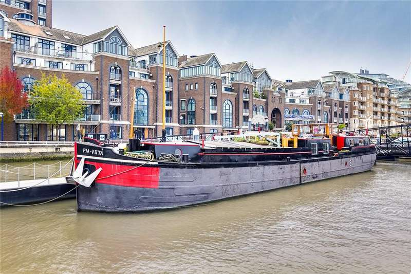 2 Bedrooms House for sale in Plantation Wharf Pier, Clove Hitch Quay, London