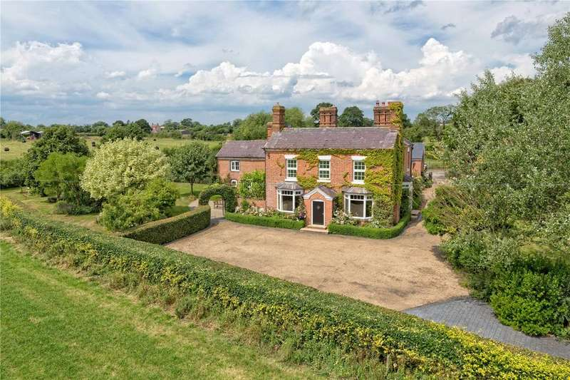 6 Bedrooms Unique Property for sale in Coton, Whitchurch, Shropshire, SY13