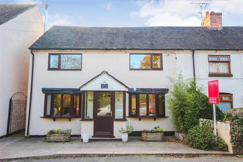 4 Bedrooms Semi Detached House for sale in Stubwood Lane, Denstone, Uttoxeter, Staffordshire