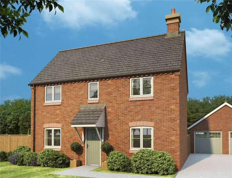 4 Bedrooms Detached House for sale in Ash Gardens, Burcote Park, Wood Burcote, Northamptonshire, NN12