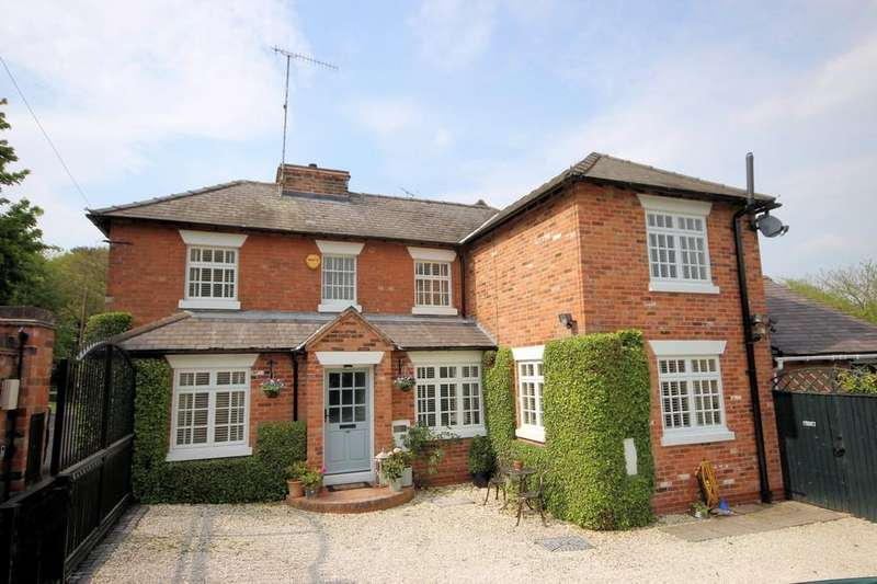 3 Bedrooms Detached House for rent in Main Street, Repton