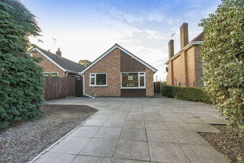 2 Bedrooms Detached Bungalow for sale in STENSON ROAD, LITTLEOVER