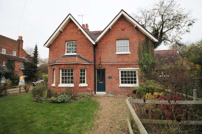 3 Bedrooms Cottage House for rent in Hatfield, Mill Green, Hatfield, AL9
