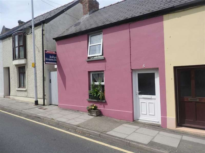 1 Bedroom Cottage House for sale in Pontycleifion, Cardigan