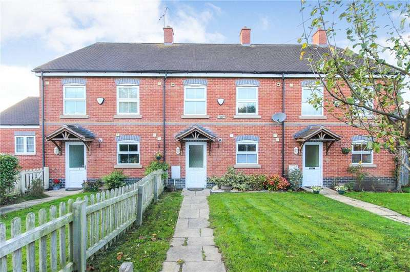 3 Bedrooms Terraced House for sale in Terrace Road, Pinvin, Pershore, Worcestershire, WR10