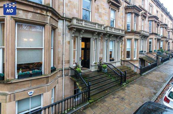 3 Bedrooms Duplex Flat for sale in LG2, 23 Belhaven Terrace West, Dowanhill, G12 0UL