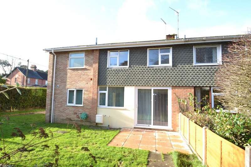 5 Bedrooms Semi Detached House for rent in Broadstone