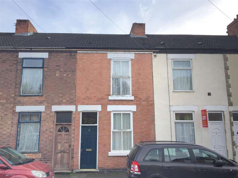 2 Bedrooms Terraced House for sale in Blackpool Street, Burton-On-Trent
