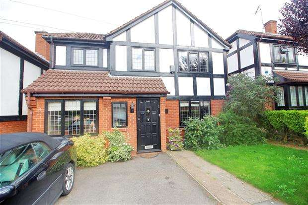 4 Bedrooms Detached House for rent in Albany Close Bushey Bushey WD23