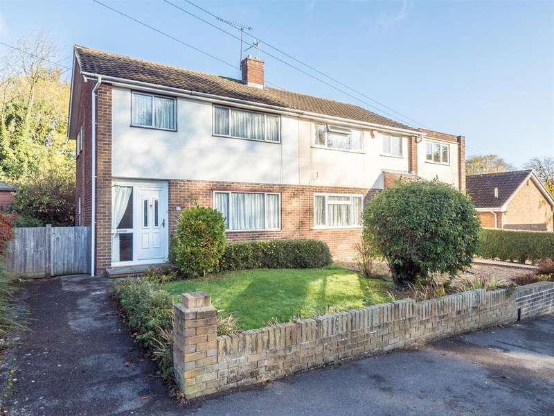 3 Bedrooms Semi Detached House for sale in Woolley Road, Maidstone