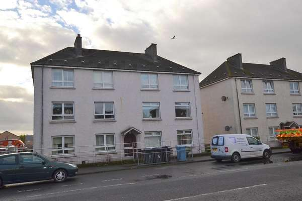 1 Bedroom Flat for sale in 24F Cumbernauld Road, Stepps, Glasgow, G33 6EL