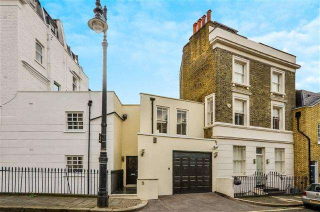 3 Bedrooms House for rent in Pimlico