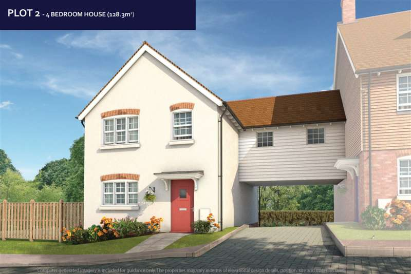 4 Bedrooms Detached House for sale in Maidstone Road, , Lenham, Kent