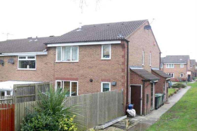1 Bedroom Terraced House for sale in Morton Avenue, Clay Cross, Chesterfield, S45