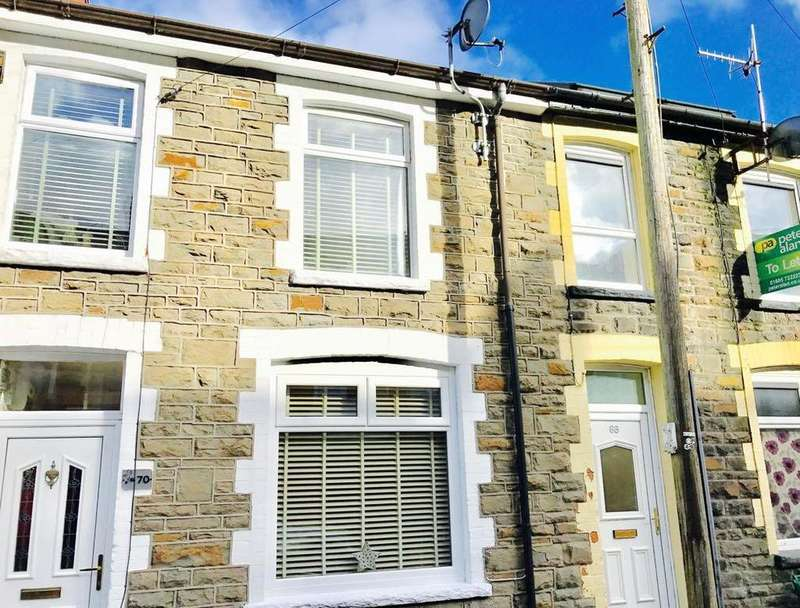3 Bedrooms Terraced House for rent in Park Street, Penrhiwceiber, Mountain Ash