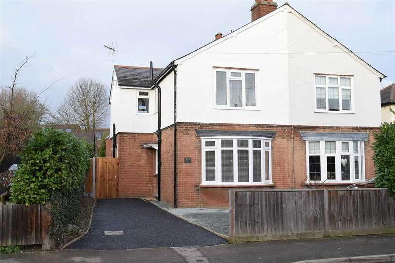 3 Bedrooms Semi Detached House for sale in Swiss Avenue, Chelmsford