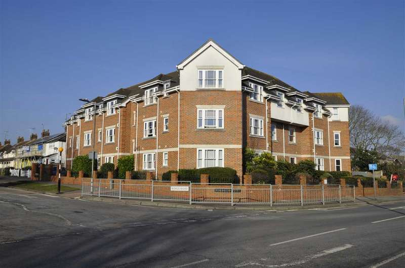 2 Bedrooms Apartment Flat for sale in Winchester Court, Broomfield Road, Chelmsford