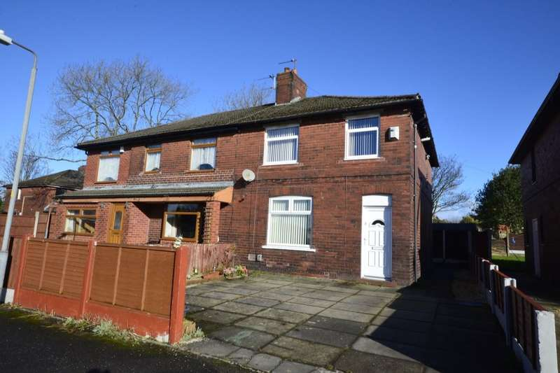 3 Bedrooms Semi Detached House for sale in Prince's Avenue, Little Lever, Bolton, BL3