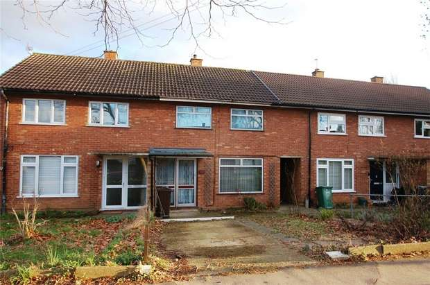 2 Bedrooms Terraced House for sale in Drakes Drive, St Albans, Hertfordshire