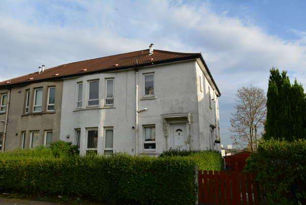 2 Bedrooms Flat for sale in 22 Stronvar Drive, Scotstoun, Glasgow, G14 9AR