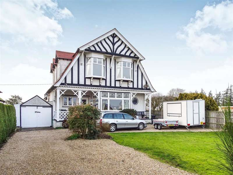 4 Bedrooms Detached House for sale in Drummond Road, Skegness