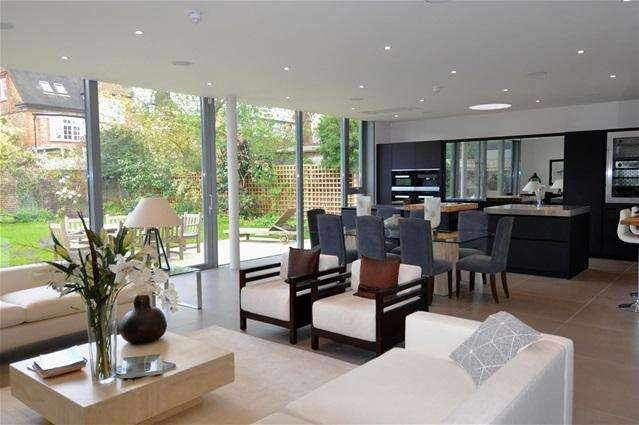 7 Bedrooms House for rent in Wimbledon