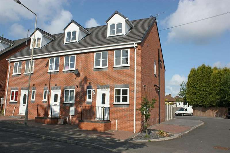 3 Bedrooms Town House for sale in Parkes Hall Road, DUDLEY, West Midlands
