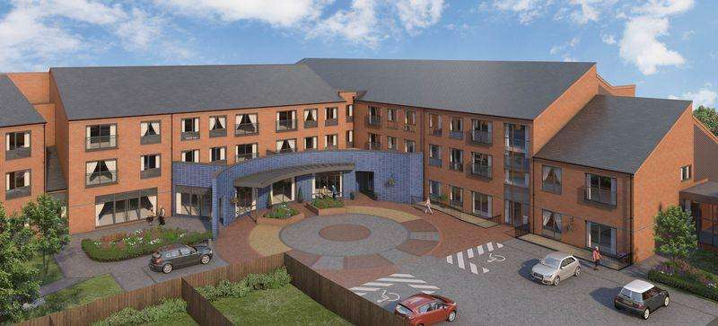 2 Bedrooms Retirement Property for sale in School Gardens, Stourport-On-Severn DY13 8EU