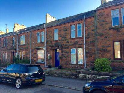 2 Bedrooms Flat for sale in Arbuckle Street, Kilmarnock