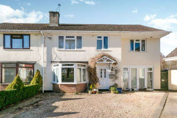 5 Bedrooms Semi Detached House for sale in Tadley, Hampshire