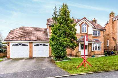 4 Bedrooms Detached House for sale in Turton Heights, Bradshaw, Bolton, Greater Manchester