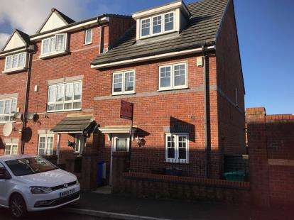 3 Bedrooms Terraced House for sale in Kilmaine Avenue, Moston, Manchester, Greater Manchester