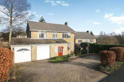 4 Bedrooms Detached House for sale in Meadowfield, Whaley Bridge, High Peak, Derbyshire